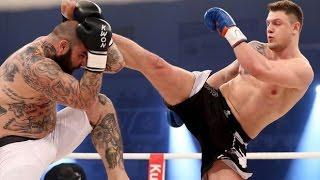 Michael Smolik vs David Trallero | KickBoxen WM Titel Kampf !