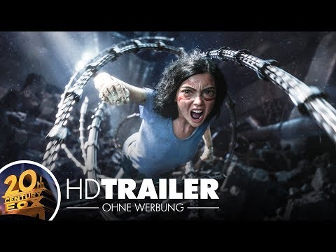 Alita: Battle Angel | Offizieller Trailer 2 | Deutsch HD German (2019)