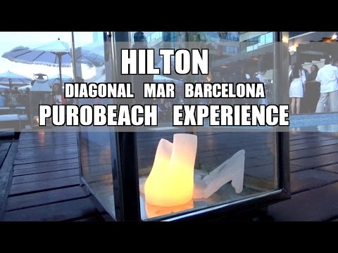 Purobeach (Hotel Hilton Diagonal Mar Barcelona)