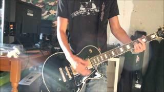 Avril Lavigne Hot Guitar Cover 2011