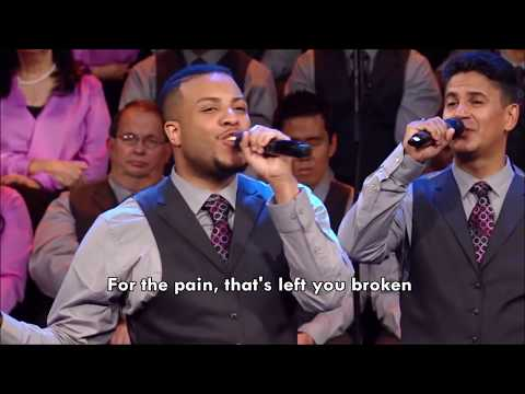 Come to Jesus just as you are w/lyrics - By The Brooklyn Tabernacle Choir