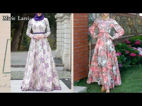 e94d97839b3c2 درس وتفصيل وخياطة فستان بتنورة كلوش-الملكة ميمي - YouTube