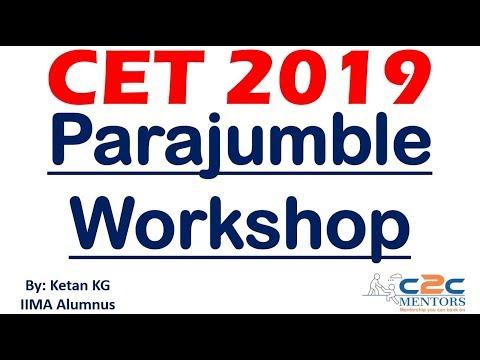 Parajumbles Workshop | CET 2019 | Shortcuts & Strategy