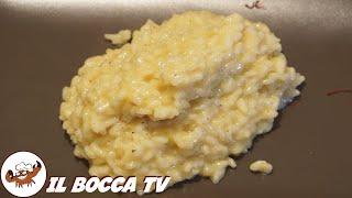 275 - Risotto alla parmigiana...co' 'na bella damigiana (primo piatto vegetariano facile e veloce)