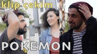 """#kameraarkası: """"POKEMON"""" Şarkı Kayıt ve Klip Çekim"""