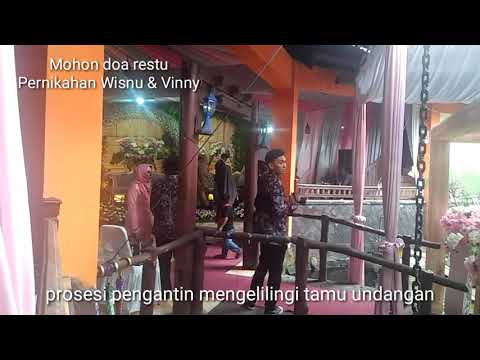 pernikahan-(wedding-party)-part1//-prosesi-mengelilingi-tamu-//-warung-teras-bumbu-malang