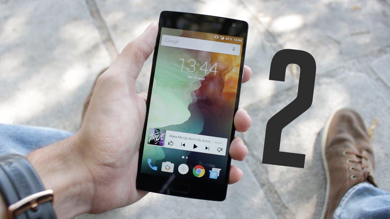 test oneplus 2 le smartphone haut de gamme pas cher de 2015 youtube. Black Bedroom Furniture Sets. Home Design Ideas
