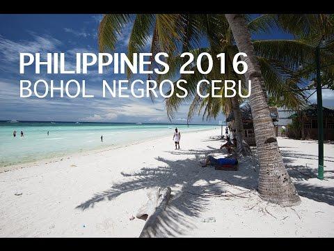 Dive & Travel the Philippines - Cebu Bohol Negros