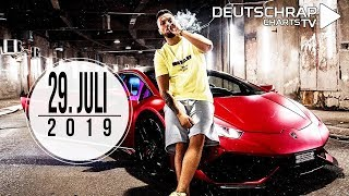 TOP 20 Deutschrap CHARTS 27. Juli 2019