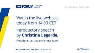 ECB Forum on Central Banking 2020 - Central banks in a shifting world