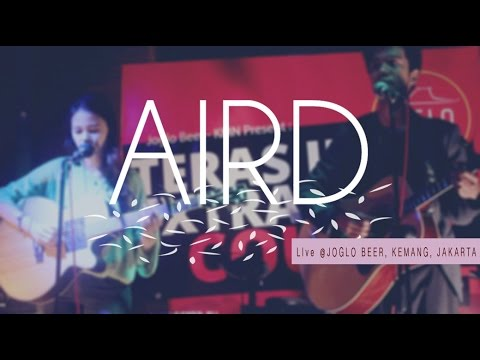 AIRD live at Joglo Beer, Kemang, Indonesia // Down to Grow Journey
