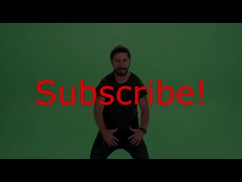Just do it outro! (Download link in the description)