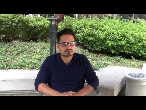 Fury Interview With Michael Pena [HD]