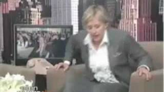 Ellen in New York: Pizza Time