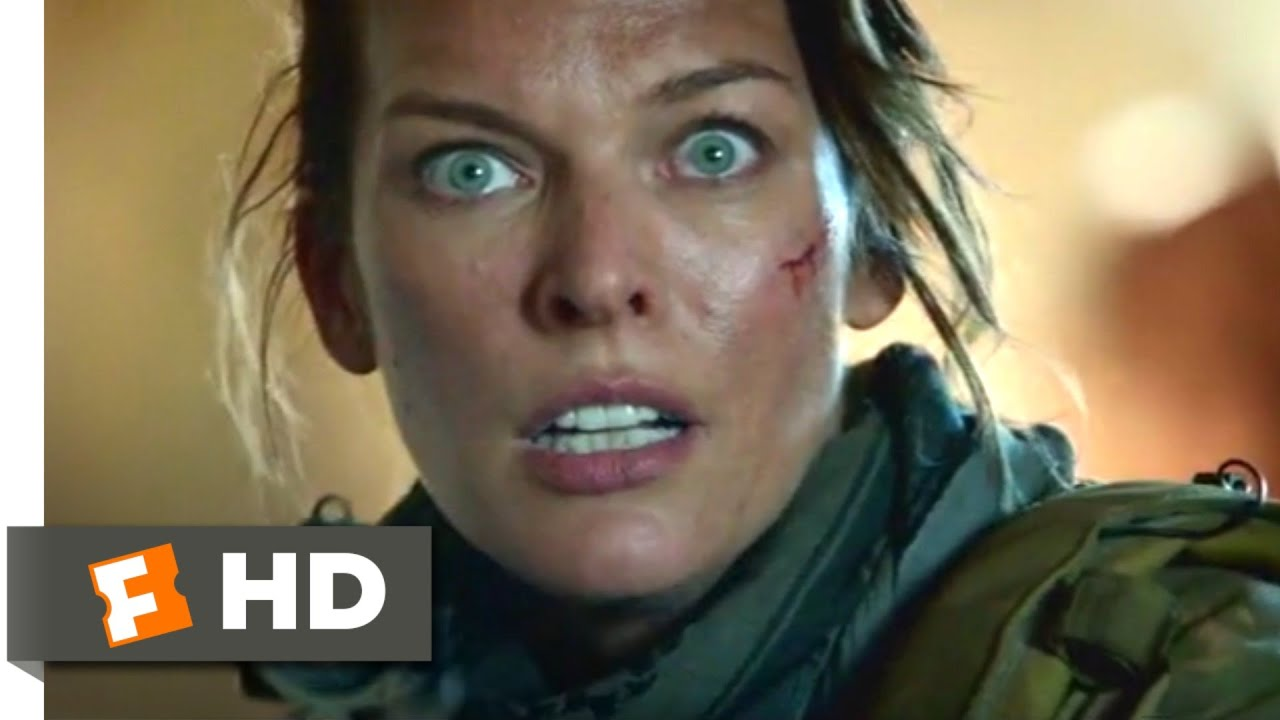 Download Monster Hunter (2021) - Diablos Attack Scene (1/10)   Movieclips
