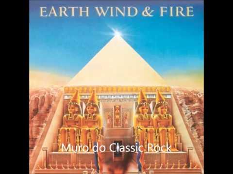 EARTH WIND & FIRE   RUNNIN'
