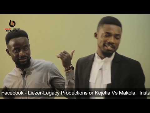 FULL VIDEO - Kejetia Vs Makola  - 'Verbal Abuse 'Balometer'