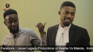 FULL VIDEO - Kejetia Vs Makola  -