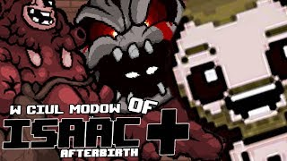 ⚡ KONCZYMY 1 FILE⚡THE BINDING OF ISAAC AFTERBIRTH+⚡ CO 100 SUBÓW GIVEAWAY - Na żywo