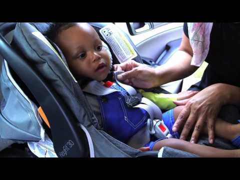 How To Take The Pinch Test With A Rear Facing Car Seat