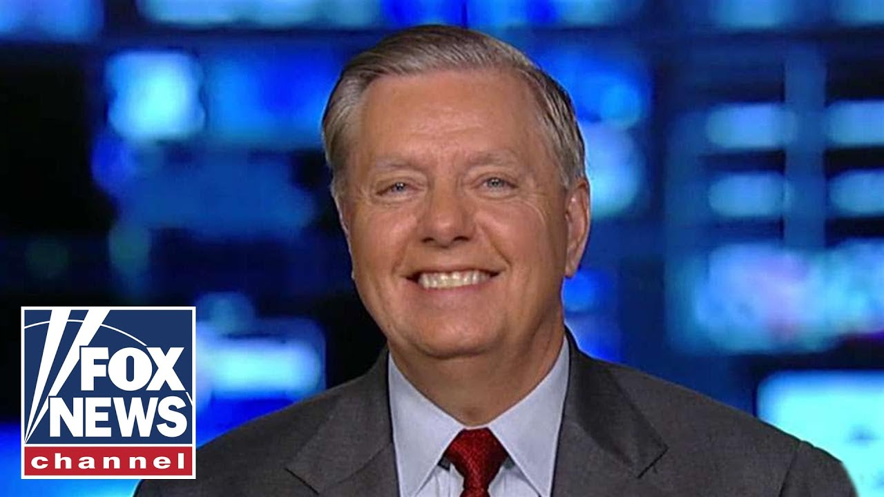 Graham: Mr. President, if you're watching tonight, just enjoy this