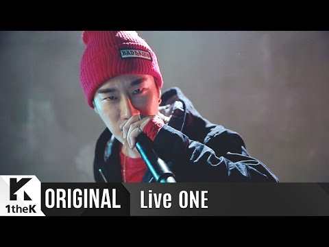 Live ONE(라이브원): San E(산이)_Exclusive Live Performance!_'I Am Me'