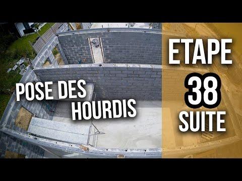 Pose Des Poutrelles, Hourdis Suite Etape 38-1