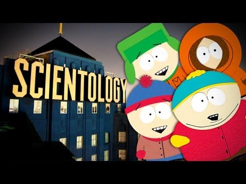 Scientology: The Musical! From the Creators of South Park!