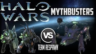 Is it Possible to Make an Invincible Scarab? (WE BROKE THE GAME) | Halo Wars Mythbusters