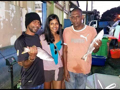 Vlog 14 | Trip to the Wholesale Fish Market at San Fernando King's Wharf