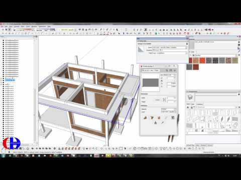 5D SketchUp For Architecture (Part-06)