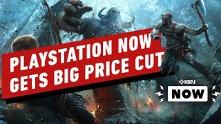 Playstation Now Cuts Price, Adds More Games   Ign Now