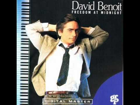 "DAVID BENOIT  ""Freedom At Midnight"""