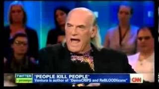 Piers Morgan Owned by Jesse Ventura, over and over thumbnail