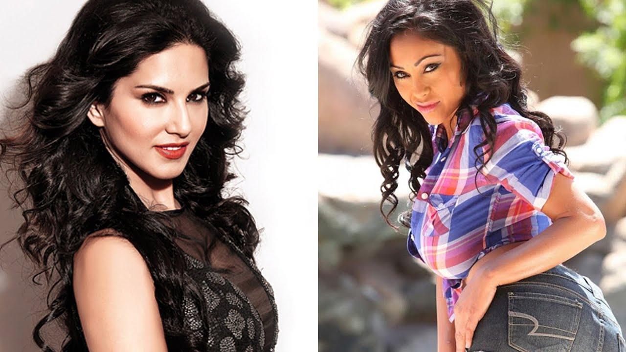 Top Indian H0Tsexy Pornostjerner Sunny Leone Priya Rai-4269
