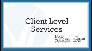 Client Level Services