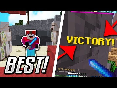 HOW TO WIN MINECRAFT BED WARS!...