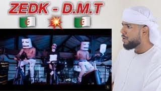 ردفعل خليجي على أغنية ZEDK -D.M.T الجزائرية **MUST WATCH**