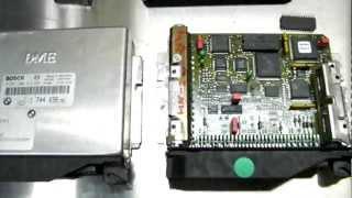 BMW E36 EWS II BYPASS COMPUTER SWAP
