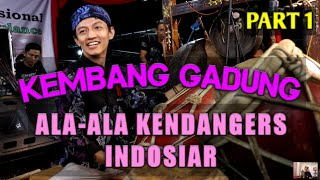 KEMBANG GADUNG Versi GH3P - Kendang By AGOY INDOSIAR