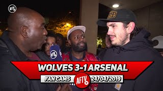 Wolves 3-1 Arsenal | Can Arsenal Still Finish In The Top 4? (Robbie Asks Fans)