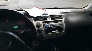 Civic : Pioneer ts-g160c / Pioneer ts-g1620f / CTK