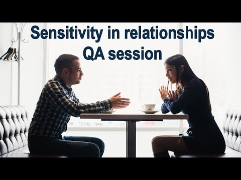 Sensitivity In Relationships 1   Why We Need To Be Sensitive And Why We Aren't