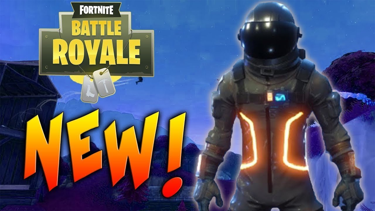 New Dark Voyager Space Black Knight Gameplay Fortnite
