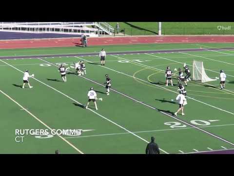Ethan Rutowski 2018 Junior Lacrosse Highlights