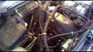 видео Проверка модуля и регулировка зажигания ВАЗ 2107 (инжектор)
