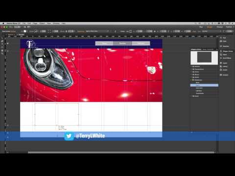 How to Create Slideshows in Adobe Muse CC