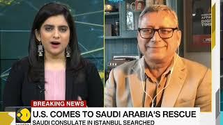 Breaking News: Saudi consulate leaves Turkey