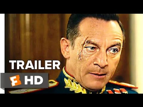 The Death of Stalin International Trailer  (2017)