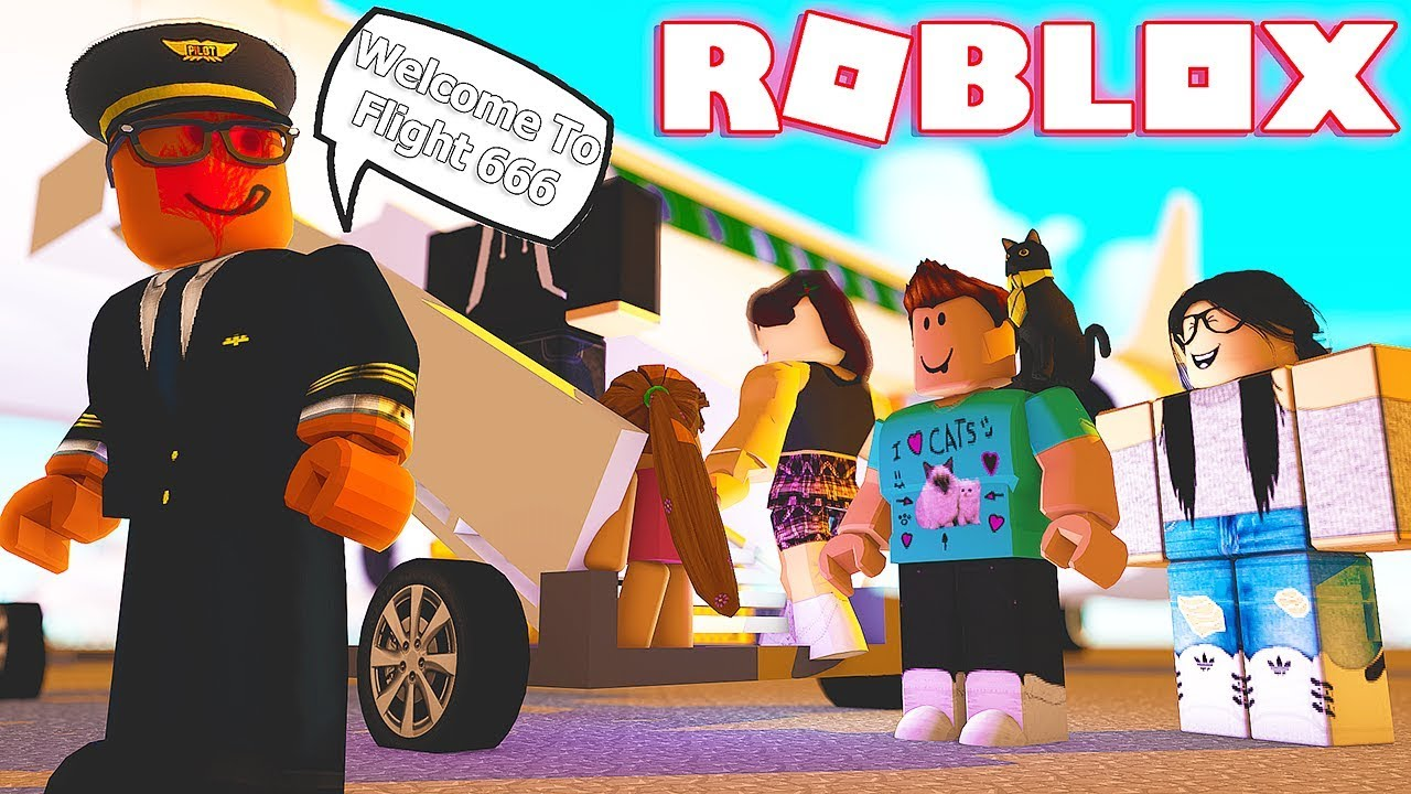 I Became The Evil Pilot In Roblox Roblox Flight Simulator Youtube
